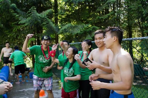 Ohana Camp 2014